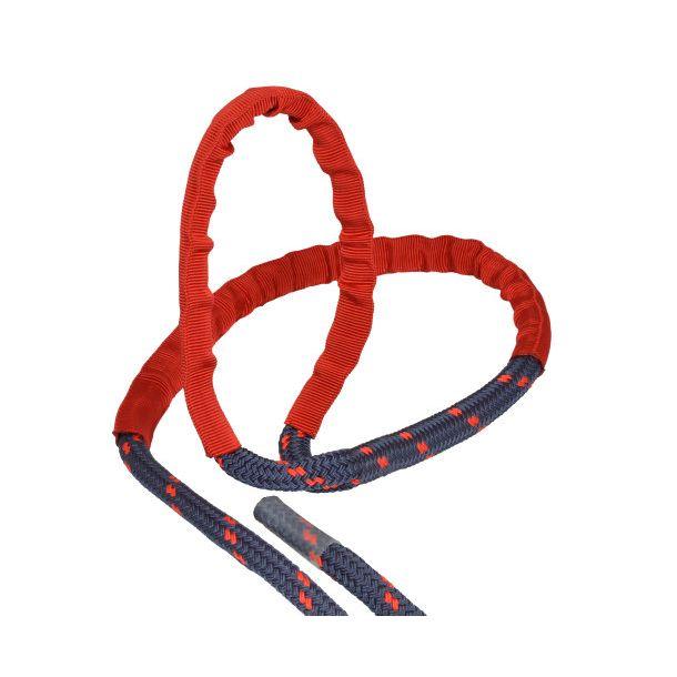 Fortøjning i elastisk nylon